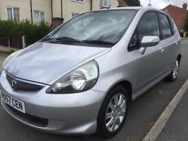 Honda Jazz 2007 with 12 Months MOT