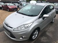 2012/62 FORD FIESTA 1.25 ZETEC 5DR SILVER,ONLY 2 OWNERS,SERVICE HISTORY,GREAT SPEC AND ECONOMY