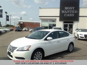2014 Nissan Sentra 1.8 S | NO ACCIDENTS | 6 SPEED