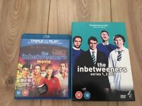 The inbetweeners bundle - blue ray and DVD
