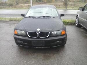 2001 bmw 325i,PARTS ONLY!!!!!!!!!!!