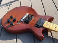 Gordon Smith Guitar - GS2 - 1999 - 2x Coil Tapped GS Humbucker - Maple Neck