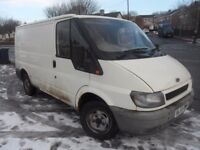FORD TRANSIT 280 FULL TEST 55 REG PLY LINED BIRTLEY CAR SALES DH3 1RF