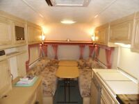 LIGHT-WEIGHT LUNAR 475-CK 2 BERTH,MOTOR MOVER,ANY INSPECTION WELCOME