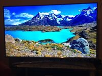I have samsung tv 50 inches smart like brand new with receipt