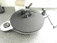 Project Elemental belt drive Turntable/Record deck