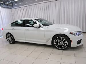 2018 BMW 5 Series 530i x-DRIVE M-SPORT w/ NAVIGATION, REAR CAMER