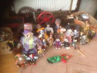 China porcelain dolls