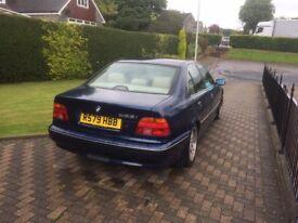 BMW E39 528i SE