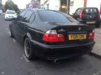 BMW 3 series spare or repair
