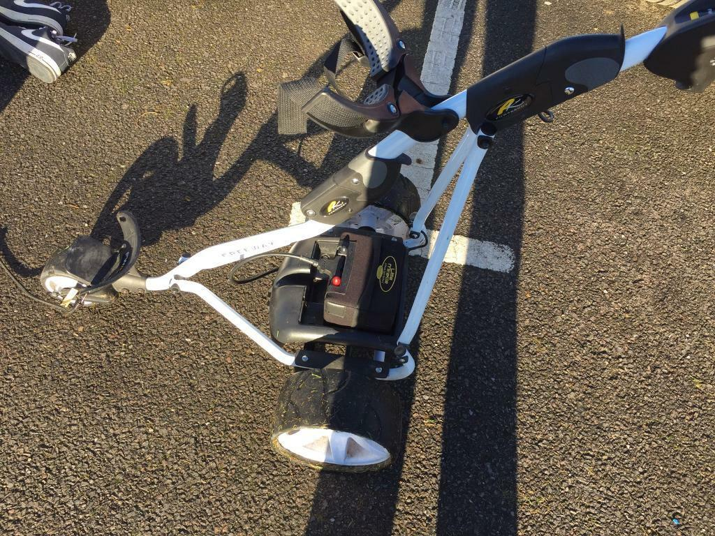 Quick Sale !!! Power caddy freeway 2 | in Elgin, Moray | Gumtree