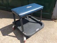 Draper work stool/mechanics seat