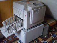 Rex Rotary Copy Printer FREE