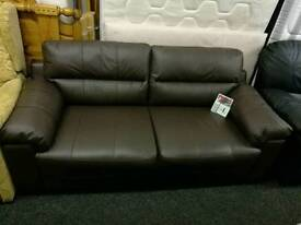 2 seater sofa new
