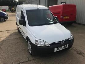 2010 Vauxhall combo 1.7 cdti, Only 1 former keeper, Very good condition.