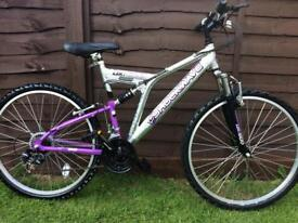 Ladies / Girls mountain bike