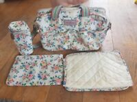 Cath Kidston Changing Bag Floral