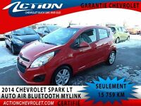 2014 CHEVROLET SPARK LT AUTO AIR BLUETOOTH  MY LINK