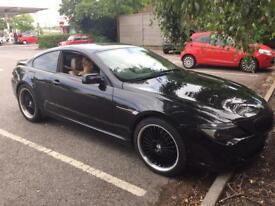 BMW 645ci 333BHP V8 swap or sell AUTO