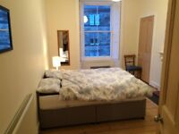 Large room with private toilet - Tollcross