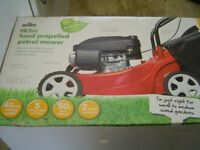 MOWER BRAND NEW