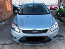 Ford Focus 1.8 TDCi Zetec 5dr - 2008, FSH 9 Services, 12 Months MOT, x2 Keys,...