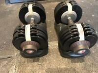 Selectabell Bodymax Dumbell Pair 5kg - 32.5kg