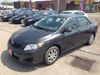 2010 Toyota Corolla BASE 4-SPEED AT * CAR LOANS THAT FIT YOUR BU