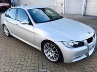 BMW 318i M SPORT,2008,PETROL,FULL.SRV HSTRY,SAT.NAV,1-OWNER,2 KEYS,MOT, P/X Possible.