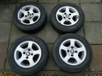 Peugeot 106 13 inch alloy wheels