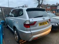 WHEEL BOLT 2006 BMW X3 E83 M SPORT 2.0D DIESEL BREAKING FOR PARTS SPARES ONLY