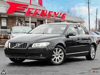 2011 Volvo S80 3.2I HEATED & COOLED SEATS