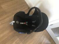 Maxicosi cabriofix car seat black