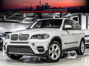2012 BMW X5 3.5d|NAVI|CAMERA PKG|PANO ROOF
