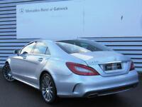 Mercedes-Benz CLS CLS350 BLUETEC AMG LINE PREMIUM (silver) 2014-12-17