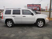 2010 Jeep Patriot CERTIFIED!! AUTOMATIC!! 4X4!