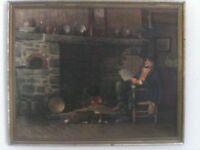 William Lippincott painting