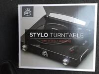Stylo Turntable - brand new