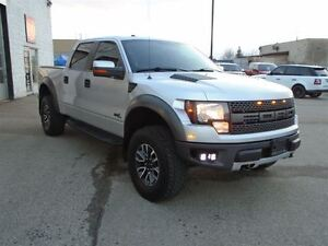 2012 Ford F-150 SVT Raptor 6.2L 411hp BEAST (Retail Only)