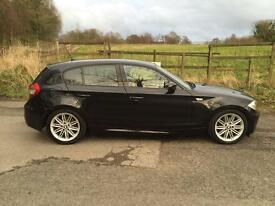 2006 BMW 120D M Sport 2.0D 5 Door Full Leather Just Service New Turbo 12 Months Mot PX Welcome