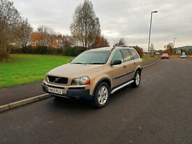 Volvo xc90 2,4 diesel. Gold.. good condition! private advertisement. Price for small negotiation ;)