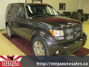 2010 Dodge Nitro SXT Nav Leather Sunroof 2 Sets Tires