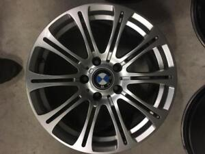 Mags 17 pouces BMW 5x120.