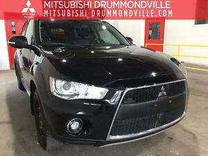 2010 Mitsubishi Outlander XLS V6 AWD - TOIT+CUIR - 7 PASSAGERS!!