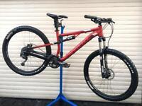 Kona Precept 120 2016 Mountain Bike 650b Not Trek, Cube, Specialized, Giant, Whyte, Merida, Lapierre