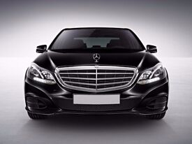 PCO Mercedes E Class hire/rent 2014-2016 Executive Fleet - from £230pw