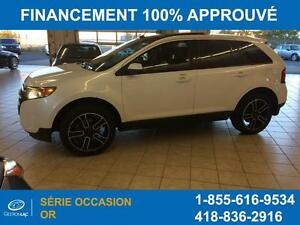 Ford Edge Sel Sport Awd Sel Sport Awd Toit Panoramique 2013