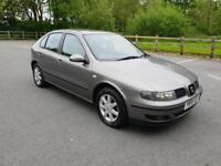2005 55 seat Leon 1.6 s ✅ immaculate ✅ 12 months MOT . Great runner golf Astra