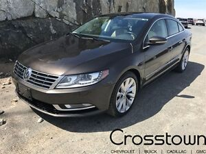 2013 Volkswagen CC HIGHLINE/NAVI/SUNROOF/BACKUP CAM/HEATED SEATS