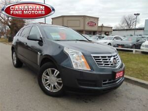 2013 Cadillac SRX PANO-ONE OWNER